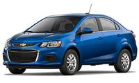 2018 Chevy Sonic Lease Deal - $0 Down, $352/ mo.