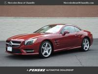 2017 SL 450 Roadster Lease Special