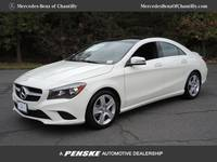2018 CLA 250 Coupe 4MATIC Lease Special