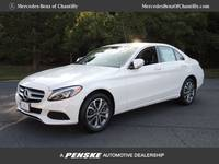 2017 C 300 4MATIC Sport Sedan Lease Special